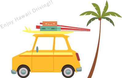 Enjoy Hawaii driving!