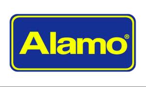 アラモレンタカーのロゴ