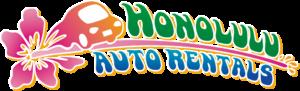 ホノルルオートレンタルのロゴ